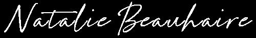 Natalie Beauhaire – Créatrice de bijoux Logo