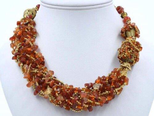 Necklaces : Original designs